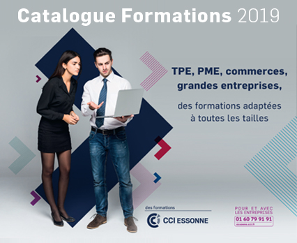 Pub catalogue formations 2019 CCI Essonne